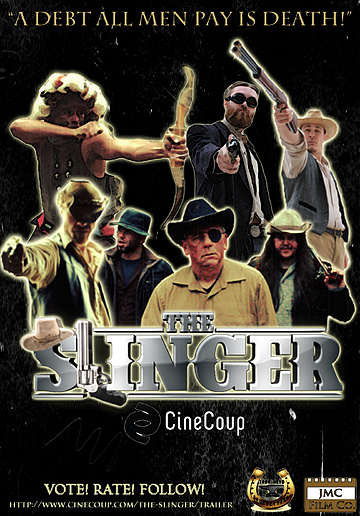 Mission #3: The Poster A - The Slinger