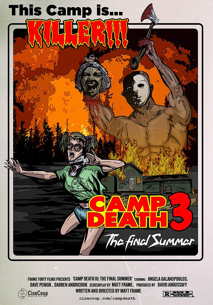 Mission #3: The Poster A - Camp Death III: The Final Summer
