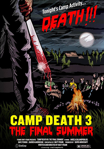 Mission #3: The Poster B - Camp Death III: The Final Summer