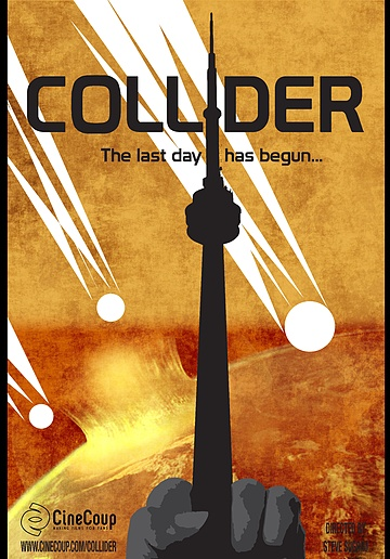 Mission #3: The Poster B - Collider