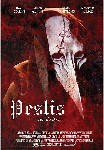 Mission #3: The Poster B - Pestis