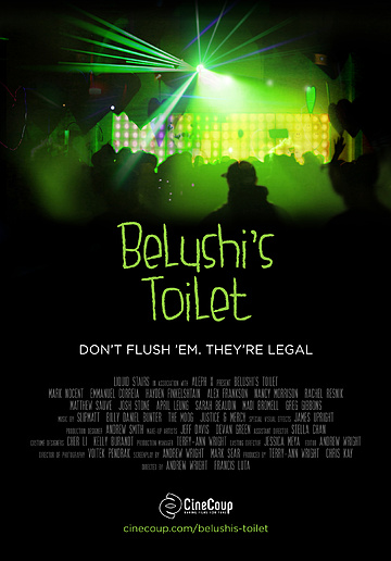 Mission #3: The Poster A - Belushi's Toilet
