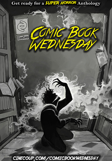 Mission #3: The Poster B - Comic Book Wednesday