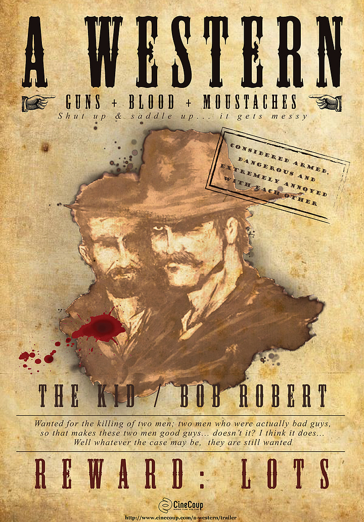 Mission #3: The Poster B - A Western