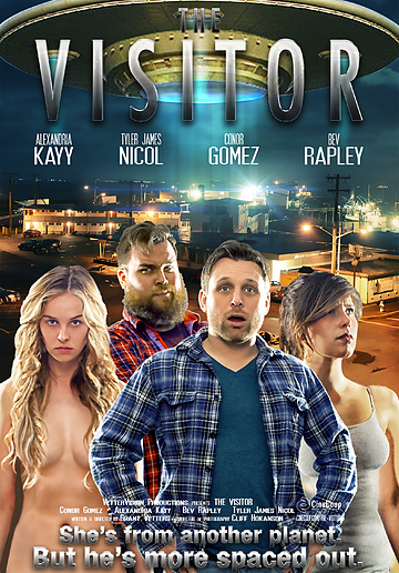 Mission #3: The Poster A - The Visitor