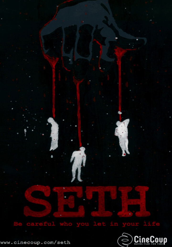 Mission #3: The Poster A - Seth