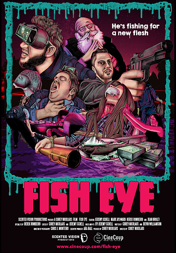 Mission #3: The Poster A - Fish Eye