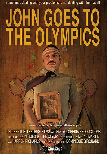 Mission #3: The Poster A - John Goes To The Olympics