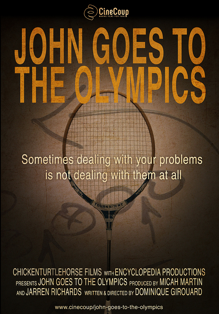 Mission #3: The Poster B - John Goes To The Olympics