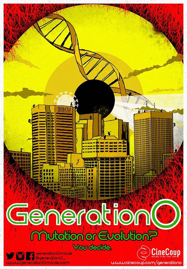 Mission #3: The Poster A - Generation O
