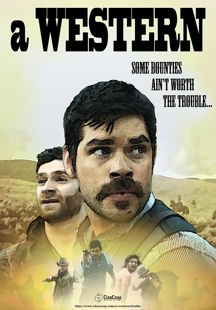 Mission #3: The Poster A - A Western