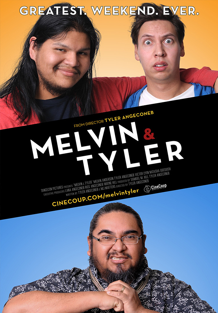 Mission #3: The Poster B - Melvin and Tyler