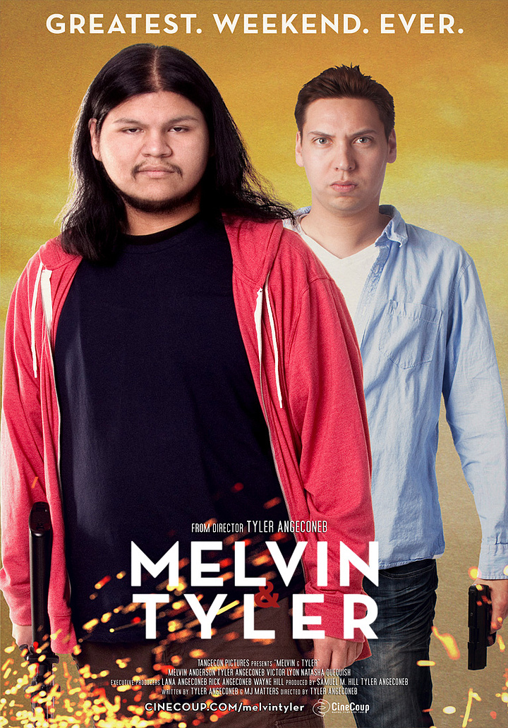 Mission #3: The Poster A - Melvin and Tyler