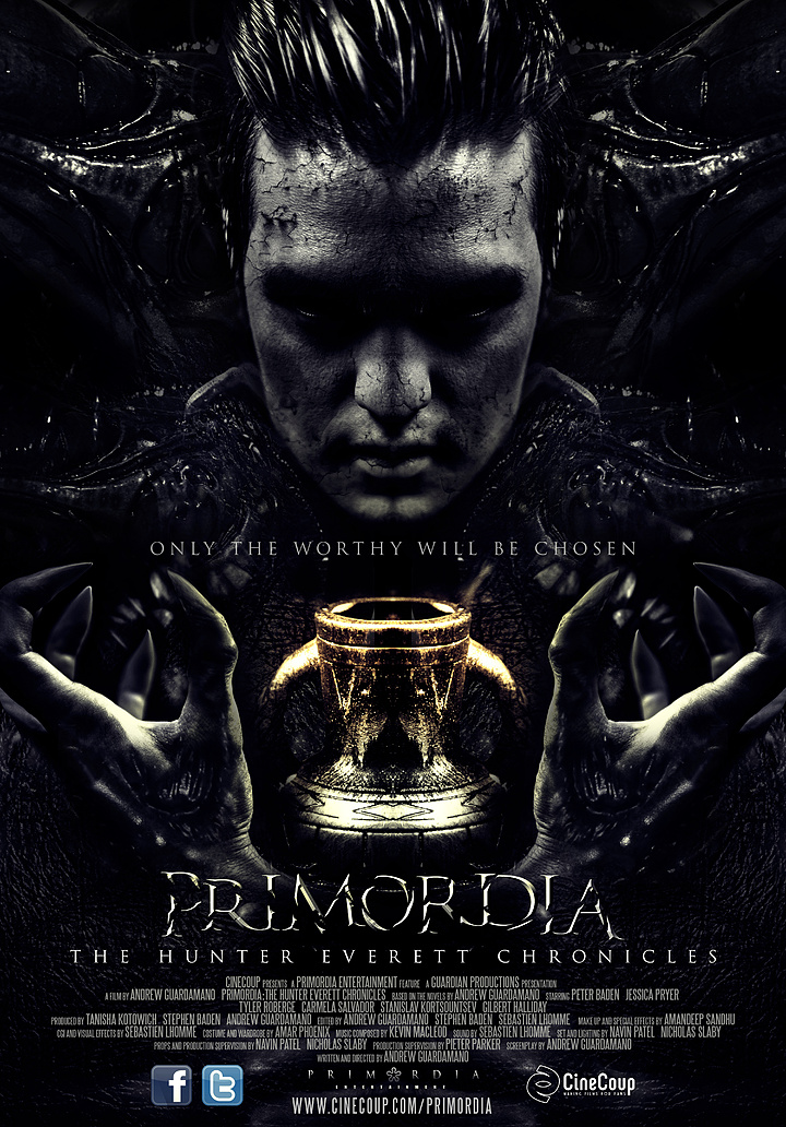 Mission #3: The Poster A - Primordia