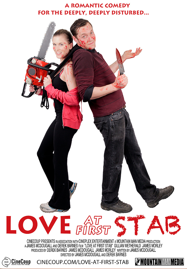 Mission #3: The Poster A - Love at First Stab