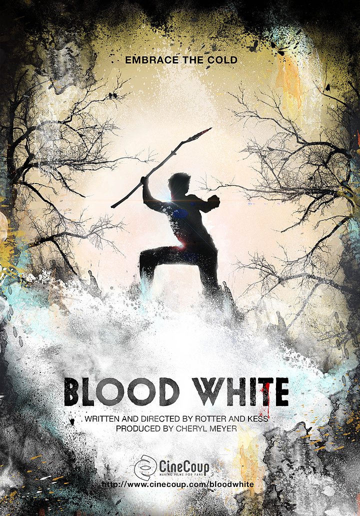 Mission #3: The Poster A - Blood White