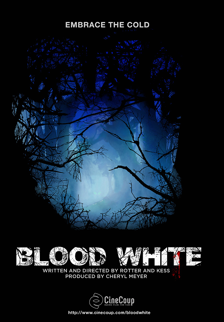 Mission #3: The Poster B - Blood White