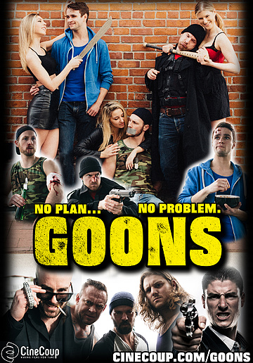 Mission #3: The Poster A - Goons