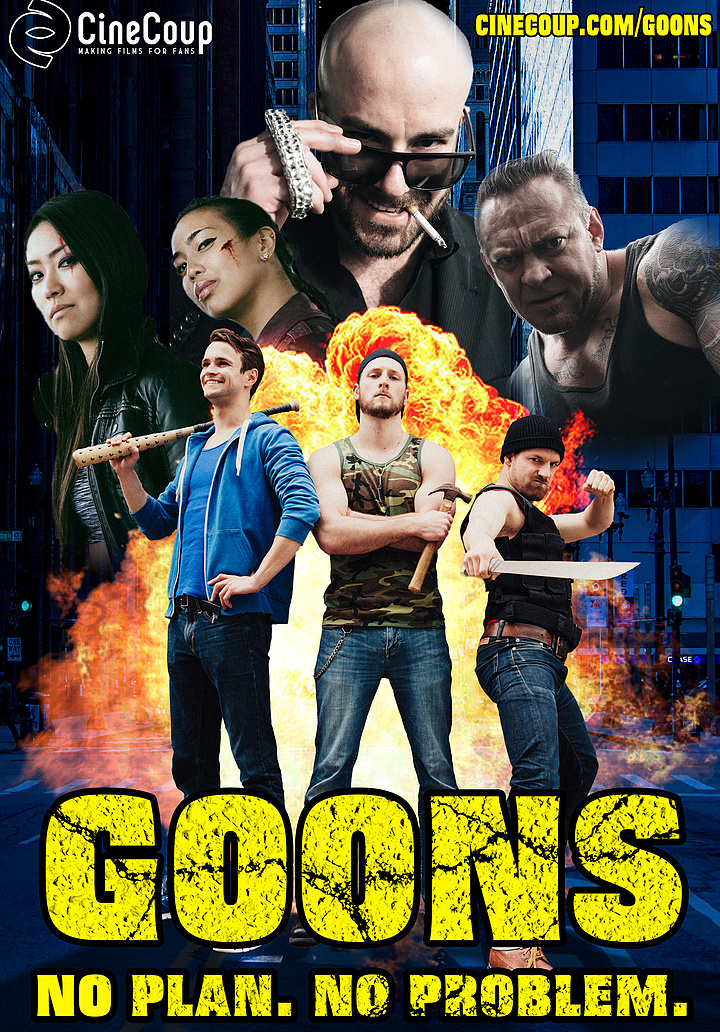 Mission #3: The Poster B - Goons