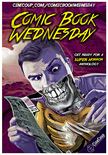 Mission #3: The Poster A - Comic Book Wednesday