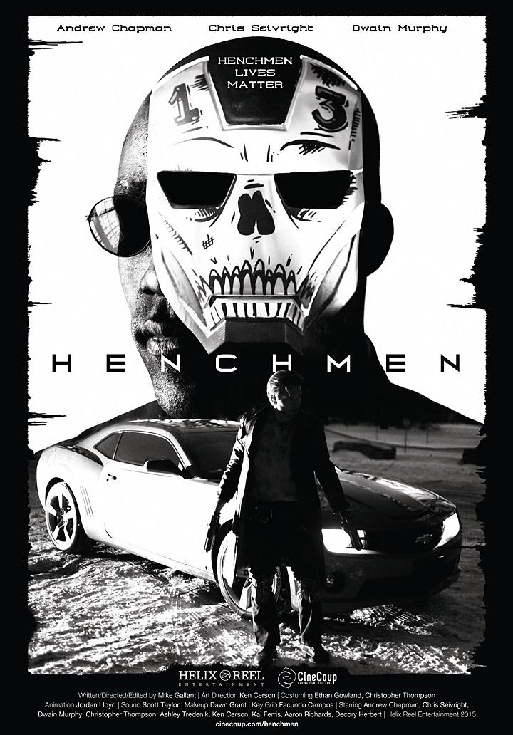 Mission #3: The Poster A - Henchmen