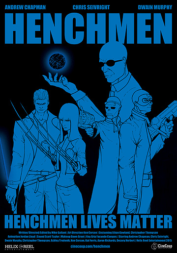 Mission #3: The Poster B - Henchmen