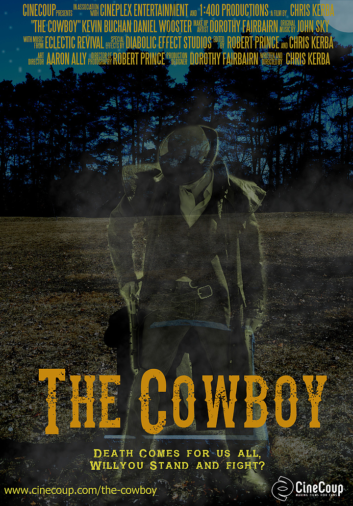 Mission #3: The Poster A - The Cowboy