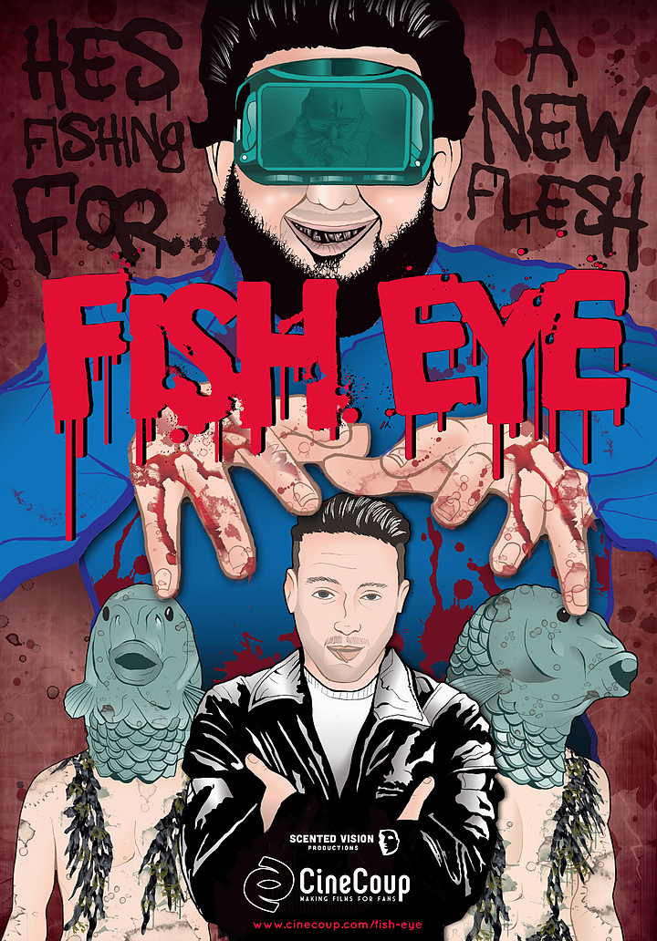Mission #3: The Poster B - Fish Eye