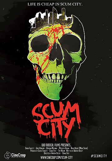 Mission #3: The Poster B - Scum City