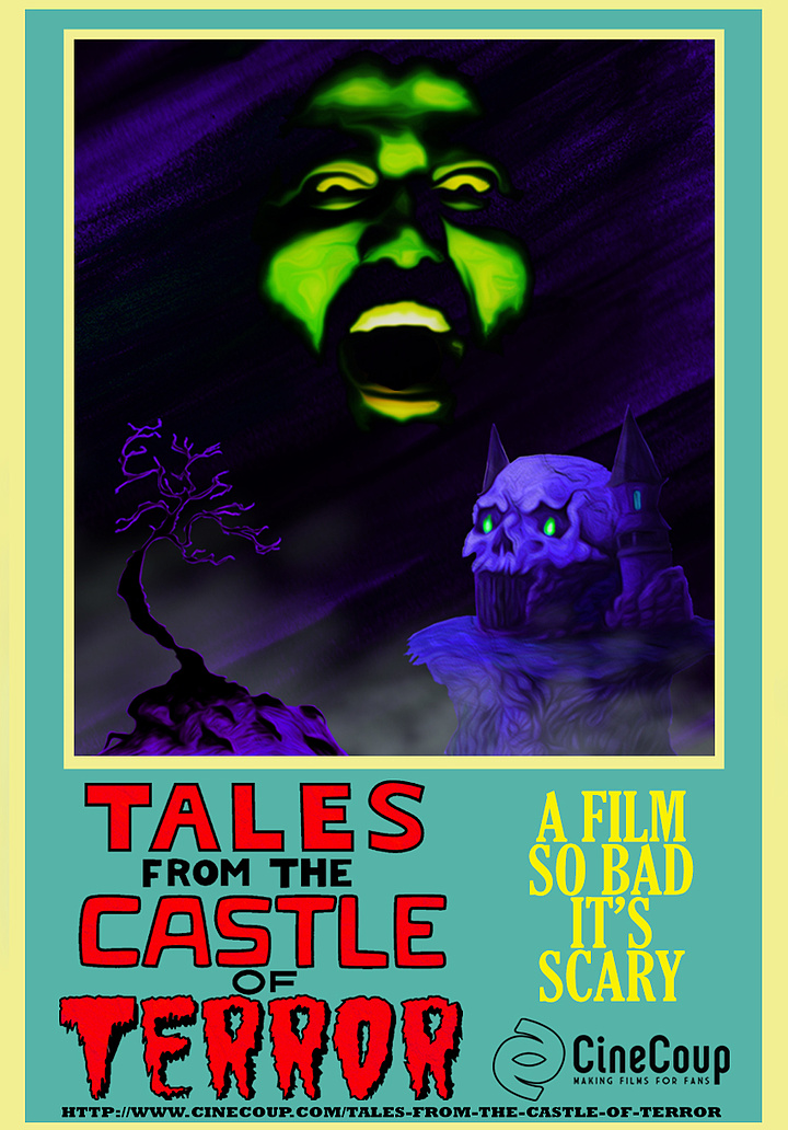 Mission #3: The Poster B - Tales From The Castle Of Terror