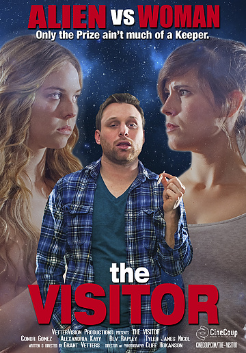 Mission #3: The Poster B - The Visitor