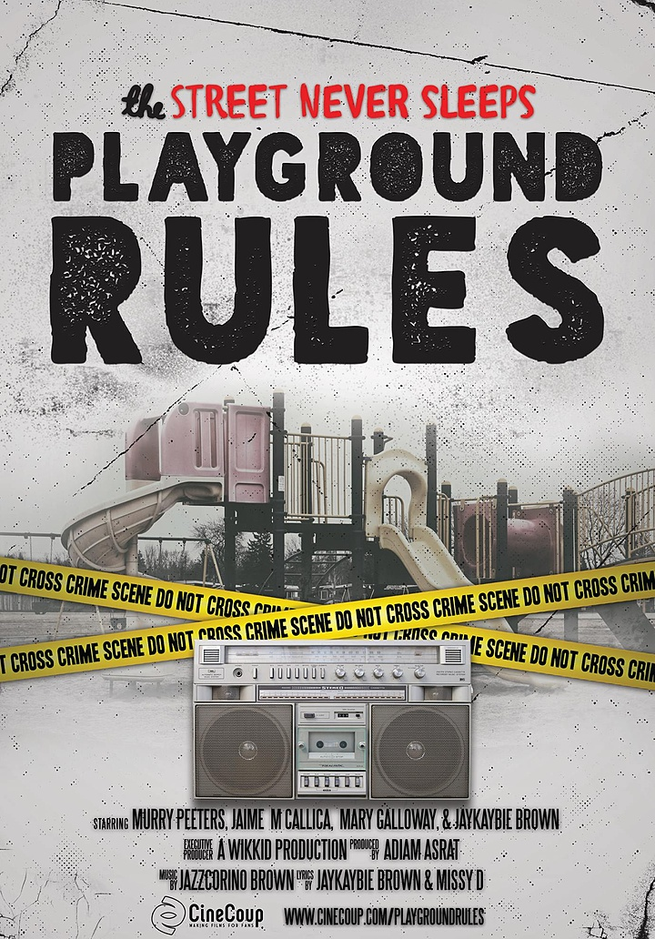 Mission #3: The Poster A - Playground Rules