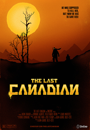 Mission #3: The Poster B - The Last Canadian