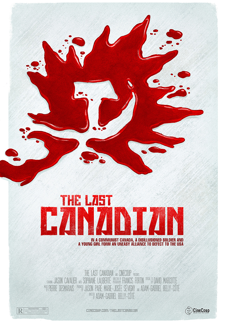 Mission #3: The Poster A - The Last Canadian