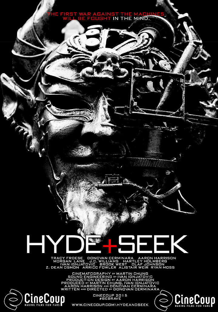 Mission #3: The Poster B - Hyde and Seek