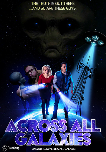 Mission #3: The Poster A - Across All Galaxies