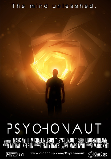 Mission #3: The Poster B - Psychonaut