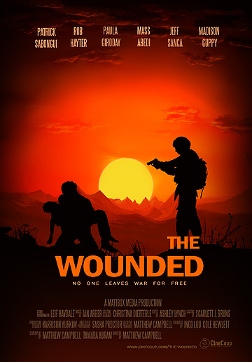 Mission #3: The Poster A - The Wounded