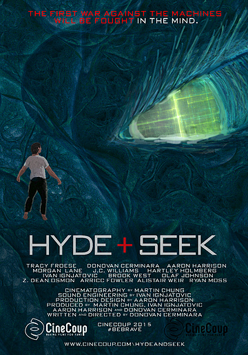 Mission #3: The Poster A - Hyde and Seek