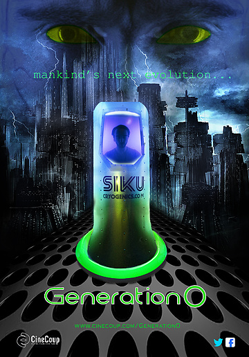Mission #3: The Poster B - Generation O