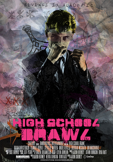 Mission #3: The Poster B - High School Brawl