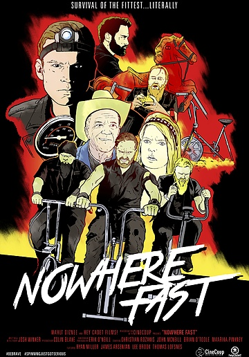 Mission #3: The Poster A - Nowhere Fast