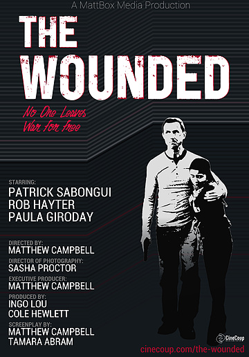 Mission #3: The Poster B - The Wounded