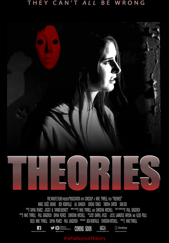 Mission #3: The Poster B - Theories