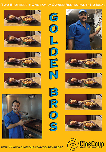 Mission #3: The Poster A - Golden Bros.