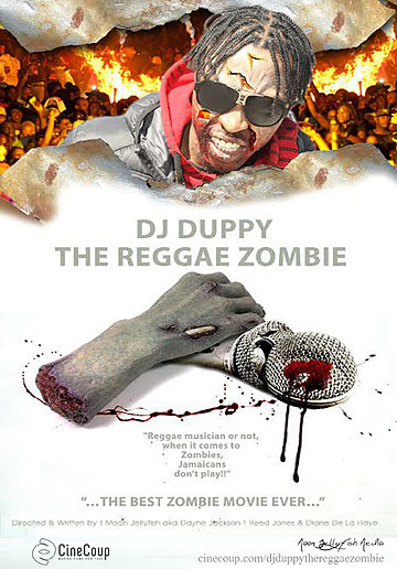 Mission #3: The Poster A - DJ Duppy - The Reggae Zombie