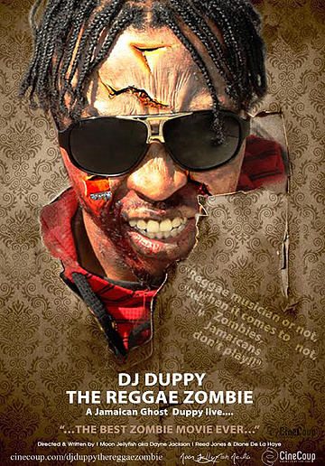 Mission #3: The Poster B - DJ Duppy - The Reggae Zombie