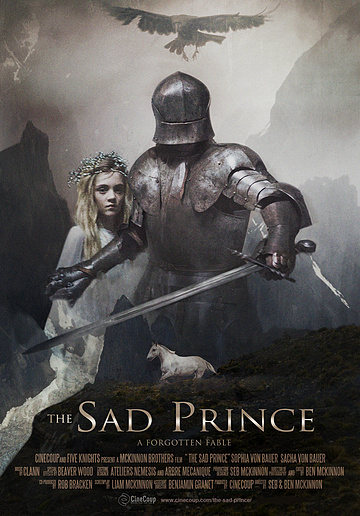 Mission #3: The Poster A - The Sad Prince