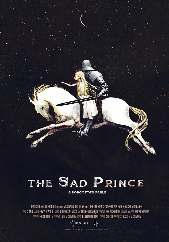 Mission #3: The Poster B - The Sad Prince