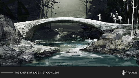 SET/LOCATION: Concept Art by Seb McKinnon